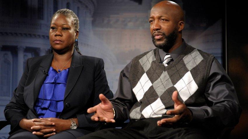 Books-Trayvon Martin's Parents