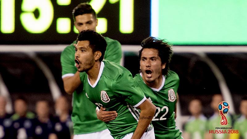 [FIFA2017] México derrota a Irlanda y se reivindica previo a eliminatoria