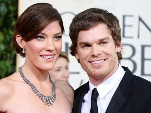 michael c hall jennifer carpenter divorce