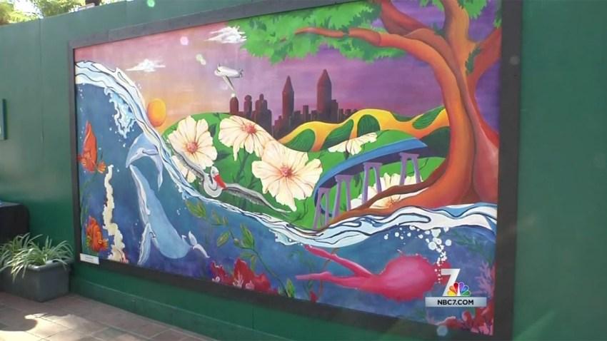 mural horton plaza