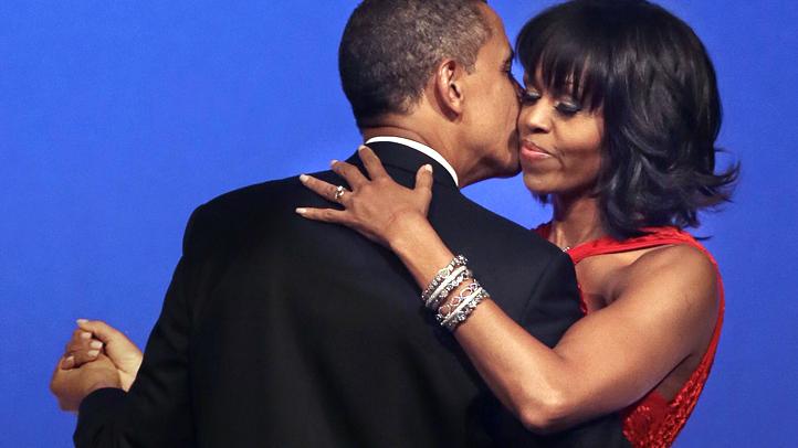 APTOPIX Inaugural Ball Obama