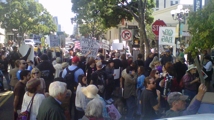 occupysd_funeral_march7