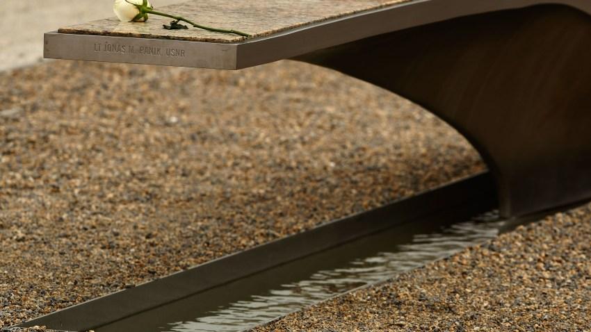 Pentagon Memorial 9/11