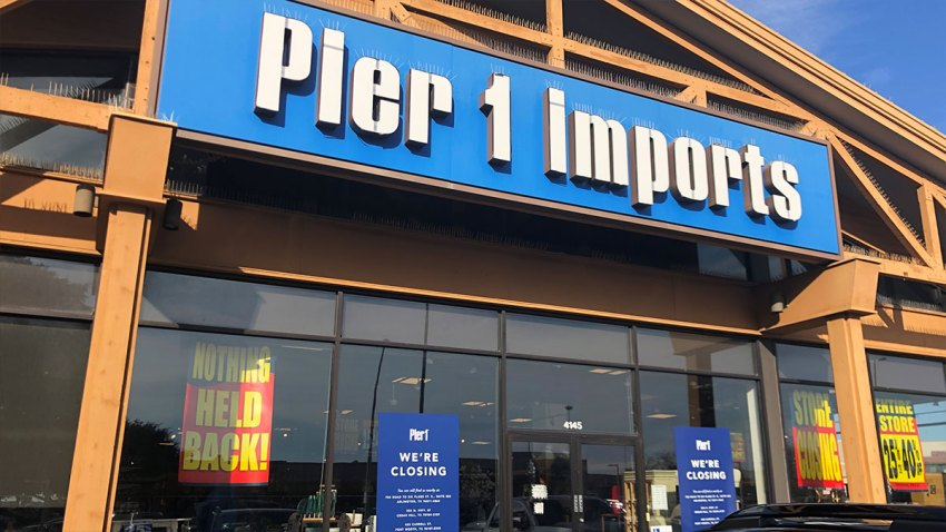 Pier 1 Storefront
