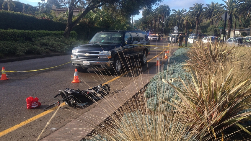point loma stroller crash 1