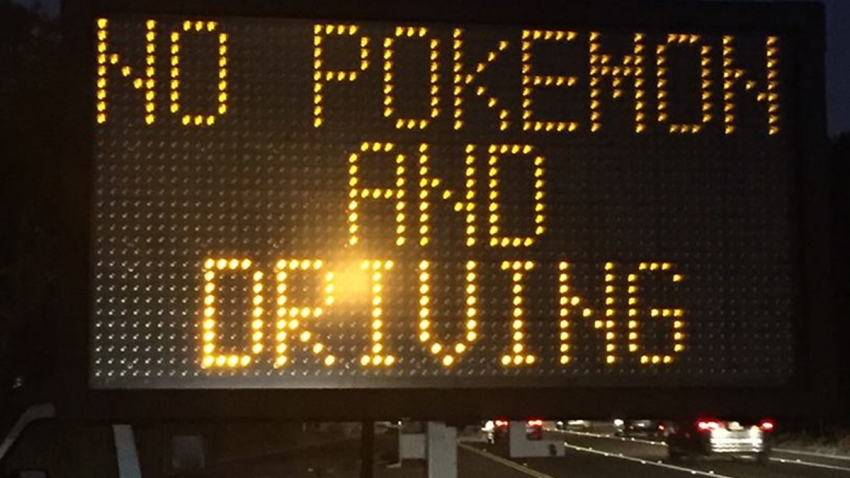 pokemon and driving