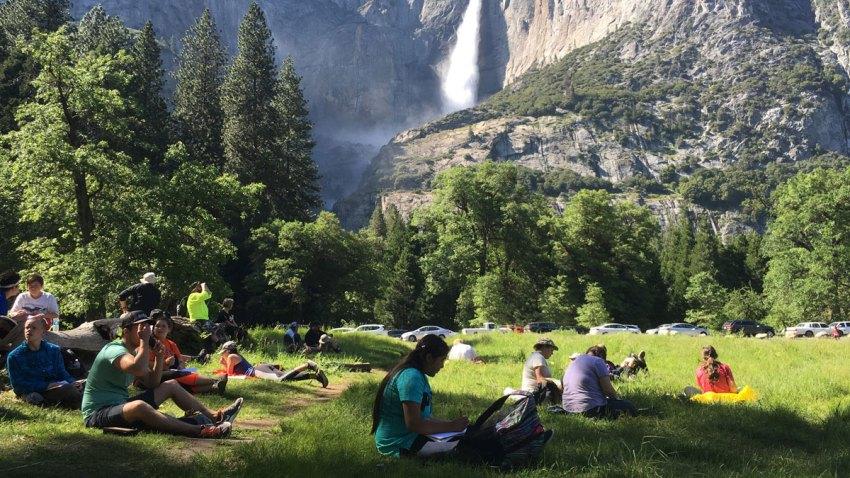 Shutdown National Parks