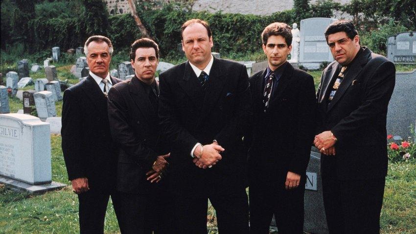 TV-The Sopranos Anniversary