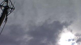 rain clouds san diego