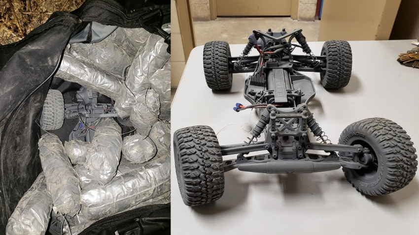 rc car smuggling attempt 111919