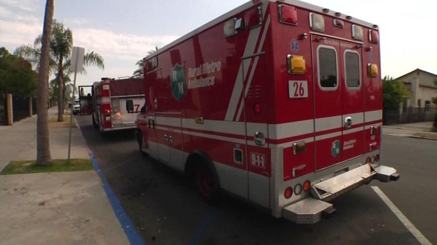 rural metro ambulance san diego