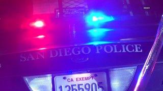 san diego police generic sdpd