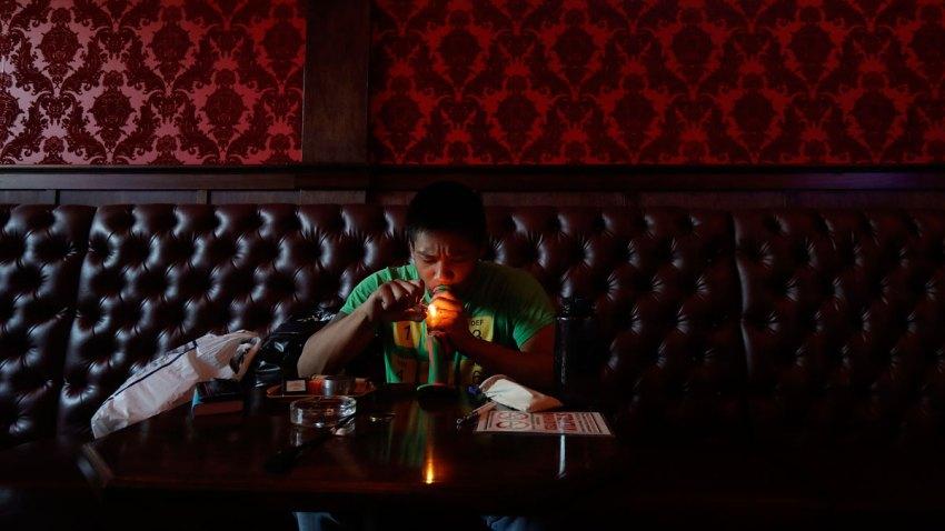 Marijuana Smoking Lounges