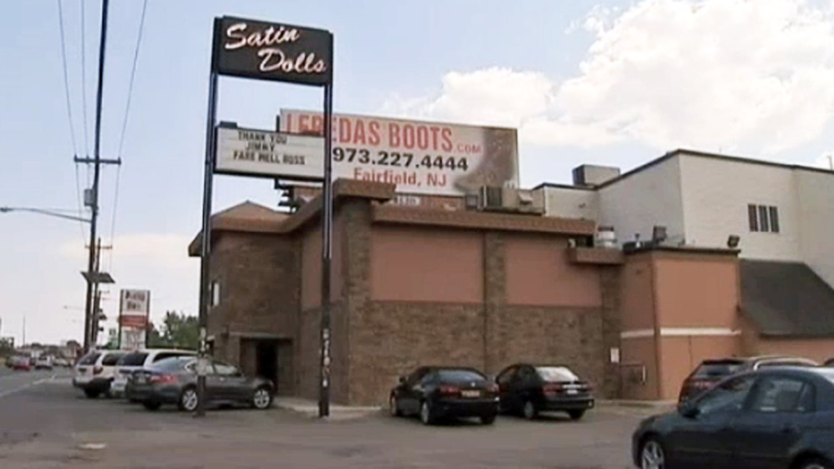 Sopranos Strip Club Robbed for 2nd Time in 2 Weeks - NBC