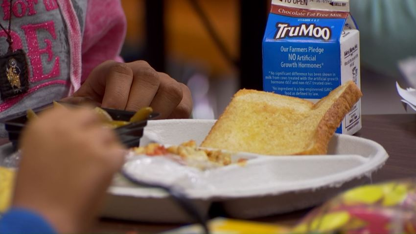 school lunch dallas isd