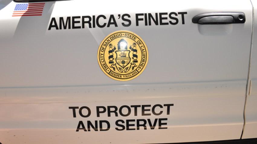 San Diego Police Generic 1