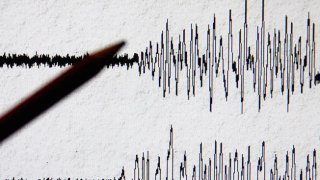 Generic image of a seismograph.