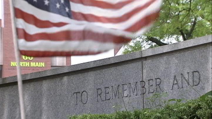 Memorial Day Memorial American Flag Generic