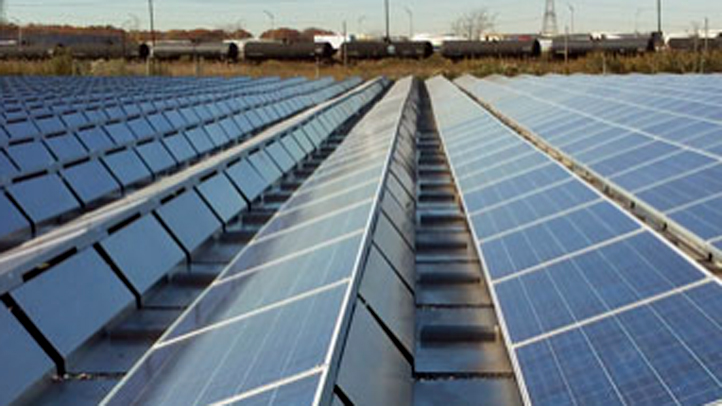 solar farm pseg