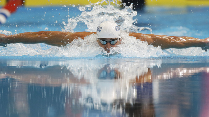 APTOPIX US Swim Trials