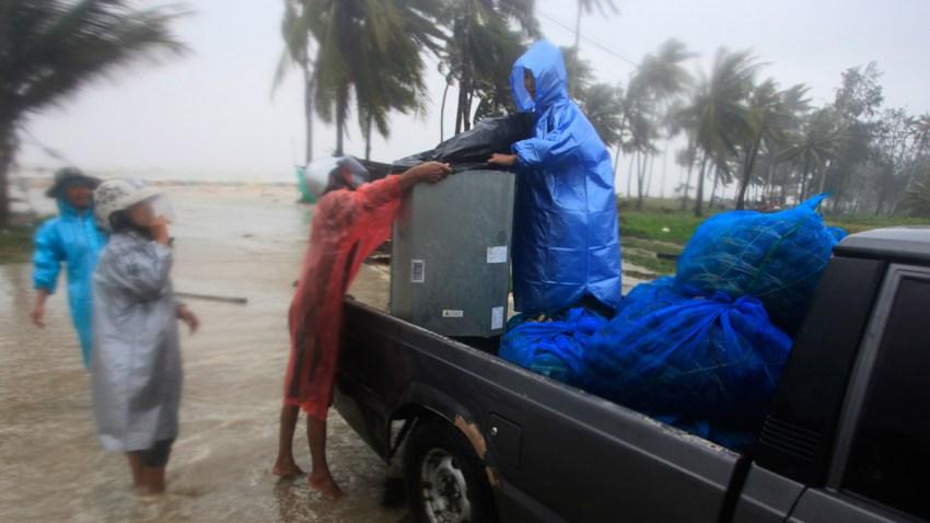 Southeast Asia Tropical Storm