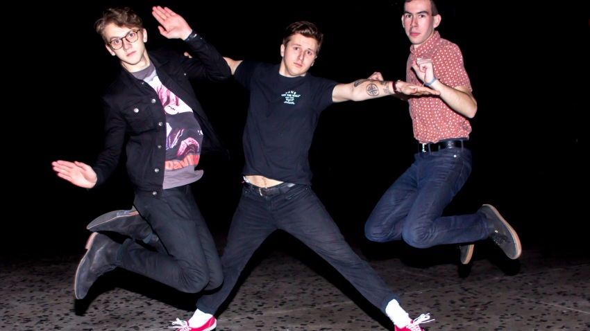 the frights press