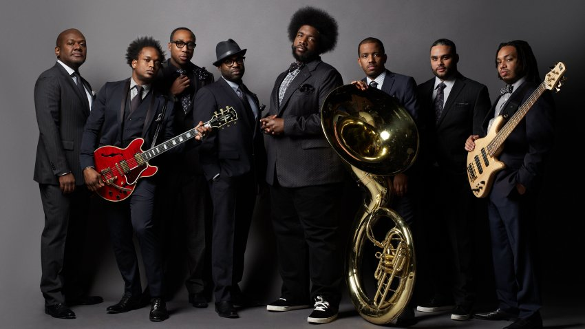 The Roots press photo