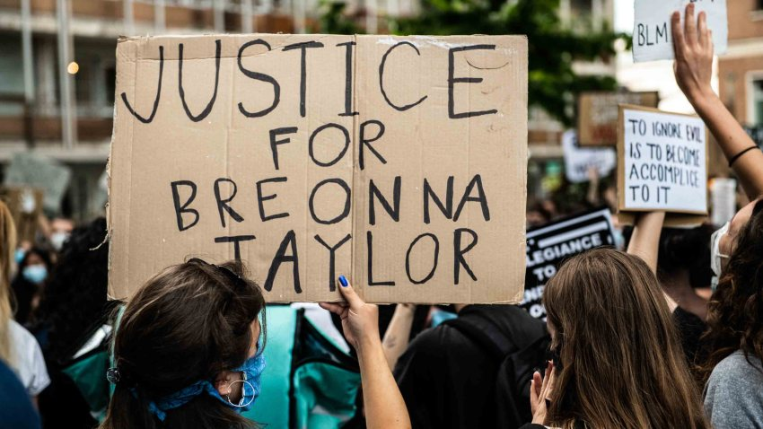 Muerte de Breonna Taylor