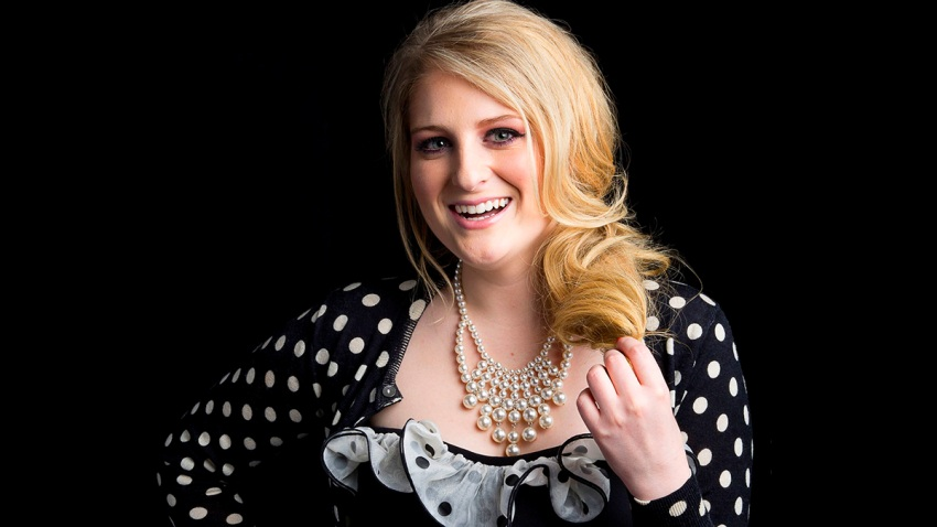 Meghan Trainor Portrait Sessions