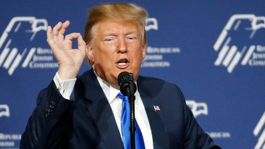 Trump Russia Probe White House