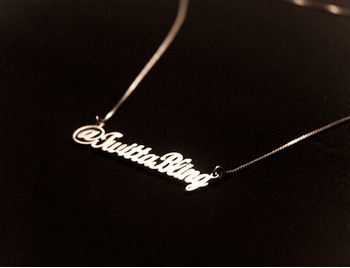twittabling necklace image