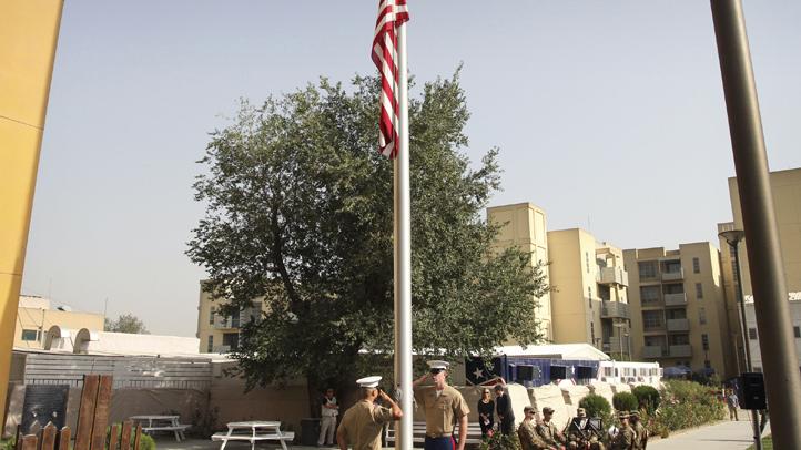 Afghanistan Sept 11 World