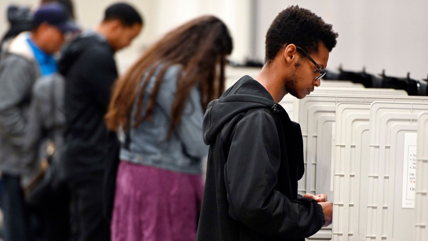 New Voting System Georgia