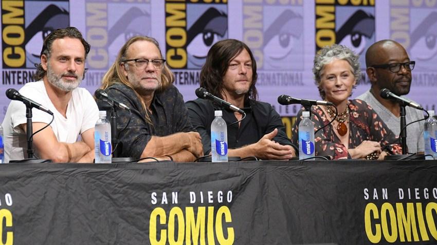 "2017 Comic-Con - ""The Walking Dead"" Panel"