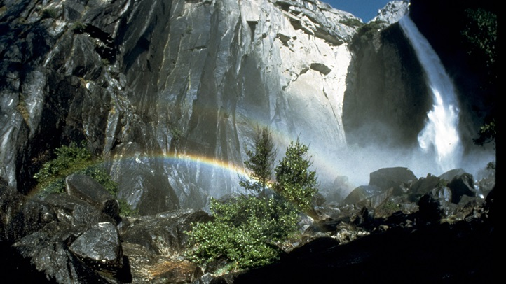 yosemiterainbownpsarchive