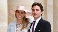 UK's Princess Beatrice Gives Birth to Baby Girl