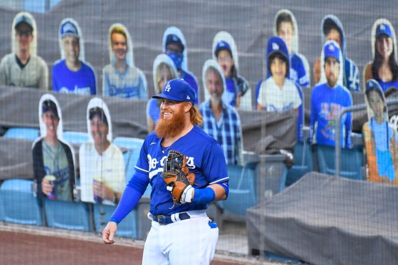 Photos: Pinch-Sitters Take Their Seats at Dodger Stadium