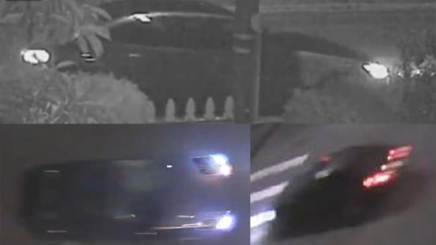 Car of suspected Hit-and-run driver