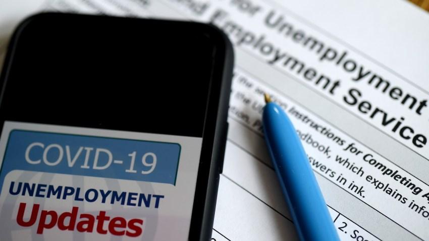 Coronavirus unemployment form