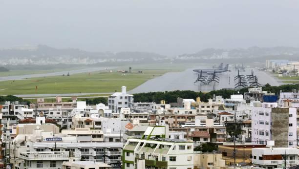 U.S. Marine Corps Air Station Futenma, Okinawa, Japan