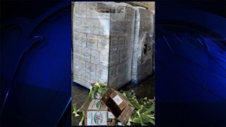 An arrest was made on Monday, July 20, 2020 after a man attempted to smuggle drugs across the border by placing them in boxes of onions.