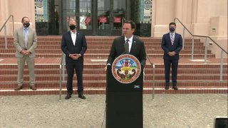 Four local leaders call for $5.4 million for permenent housing project to support the homeless