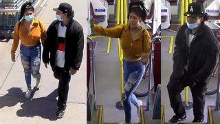 Fashion-Valley Burglary-Suspects