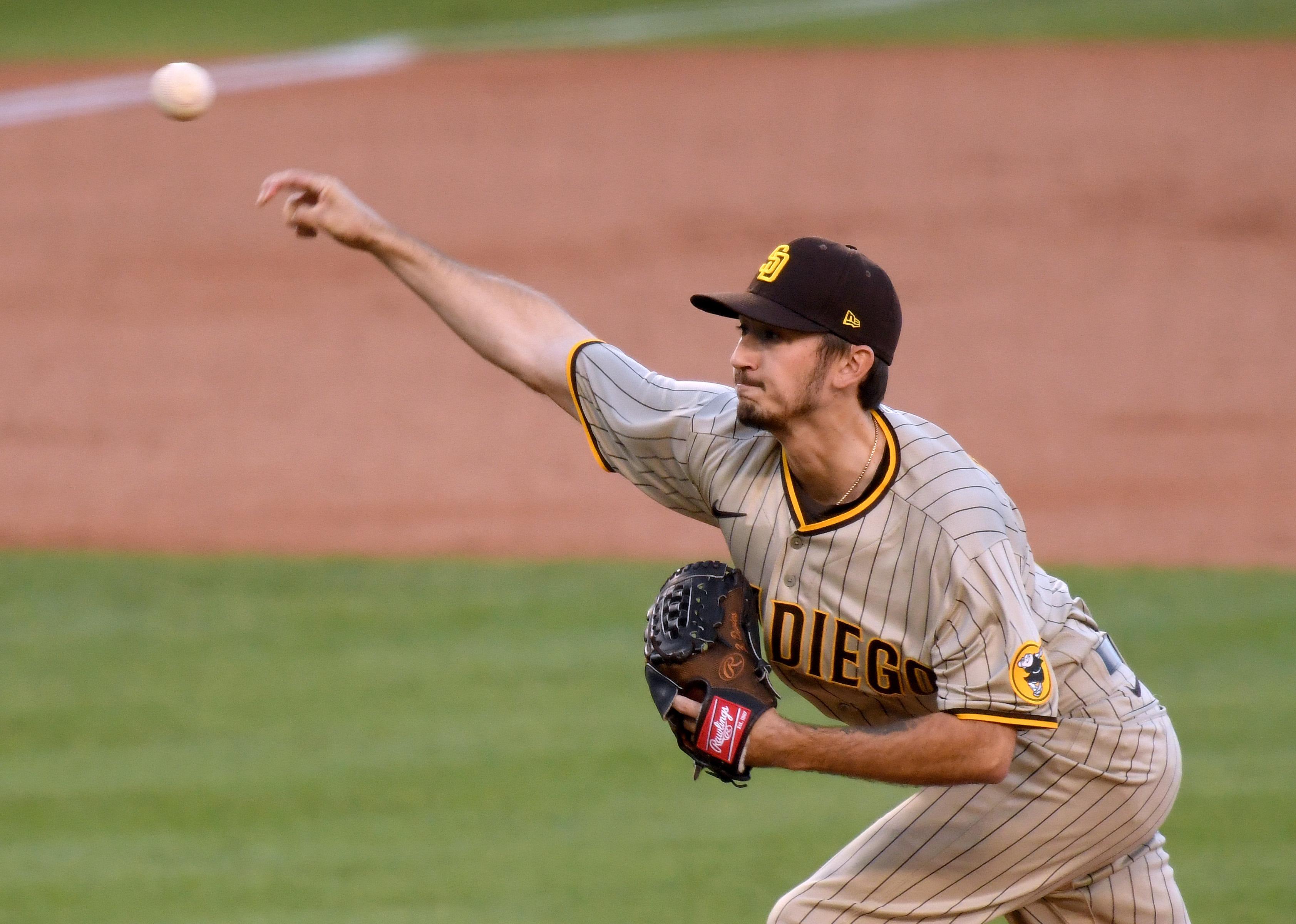 Davies Sharp, Bats Silent in Shutout Loss to L.A.