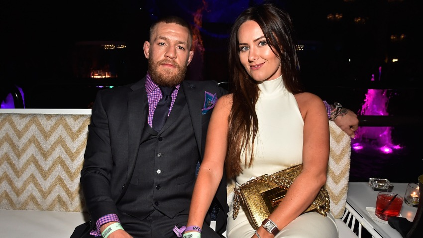 Conor Mcgregor Is Engaged To Longtime Girlfriend Dee Devlin Nbc 7 San Diego