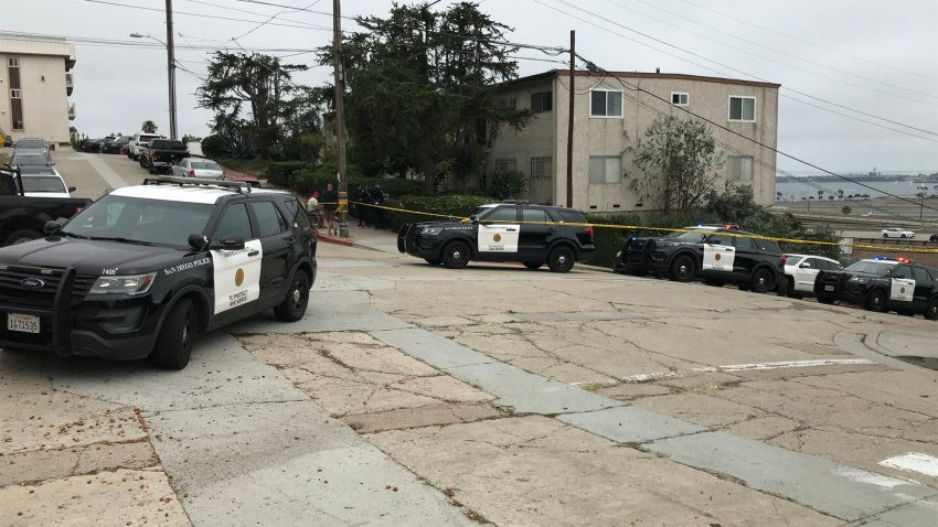 Homicide Investigation in Downtown