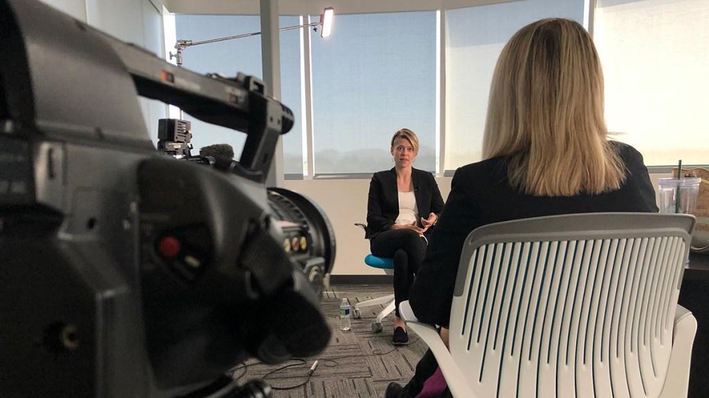 Kathleen Thomas Interview