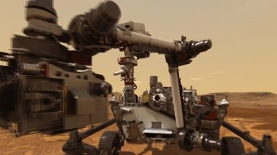 Pandemic Adds Extra Hurdle for San Diego Company Working on Mars Rover