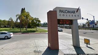 Palomar College in San Marcos