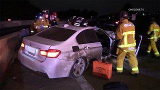 Crash on Chula Vista